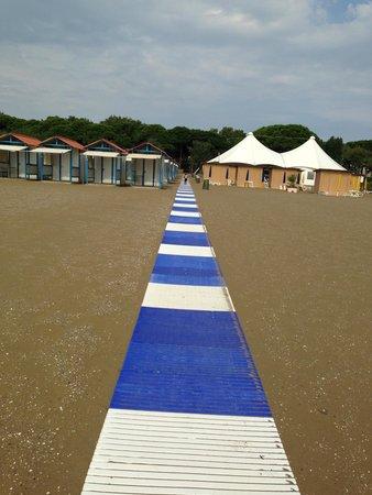 Villa Laguna: La Playa