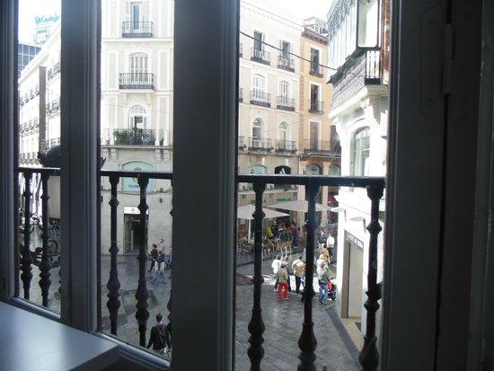 Sol Square Apartments : Vista apartamento 4º Andar
