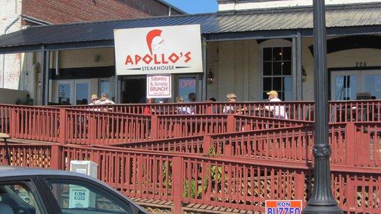 Apollo's Steakhouse