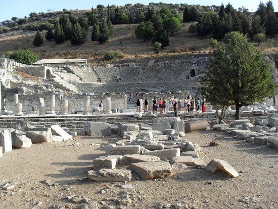 The Odeion: Odeion, Basicila and Agora