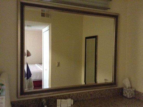 Residence Inn San Diego La Jolla : vanity