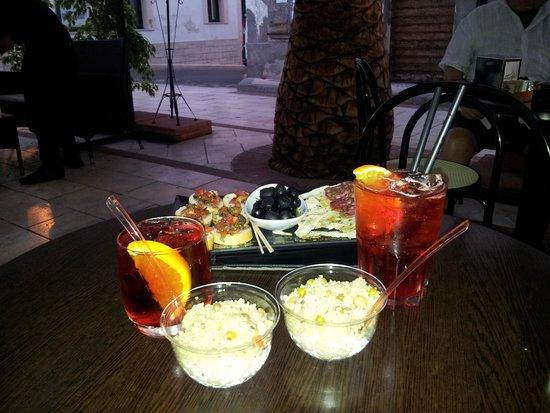 Whim cafe Sardinia