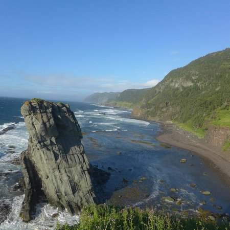 Gros Morne National Park: Green Gardens