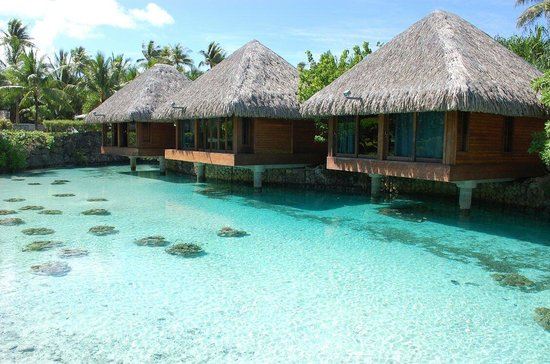 InterContinental Bora Bora Resort & Thalasso Spa : Spa