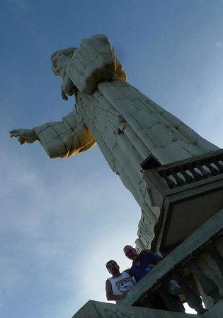 Casa Del Soul : Statue of Il Papa