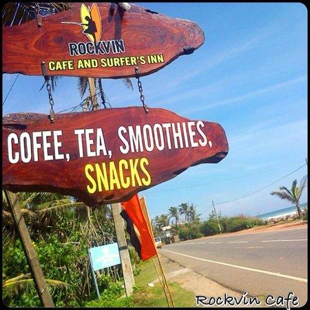 RockVin Cafe and Surfer's Inn