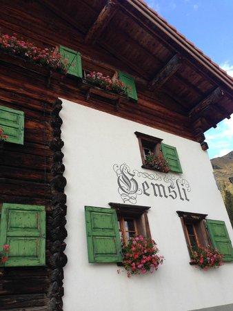 Gemsli, Das Berg(zu)Haus