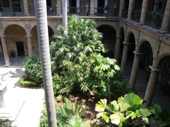 Palacio De Los Capitanes Generales: Sintesi di storia