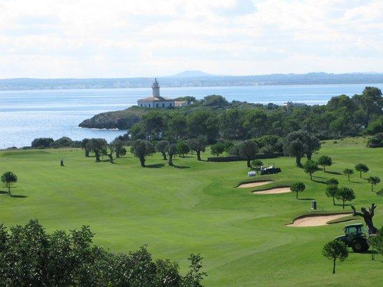 Alcanada Golf Club : 7th hole - Par 5 - 579 metres