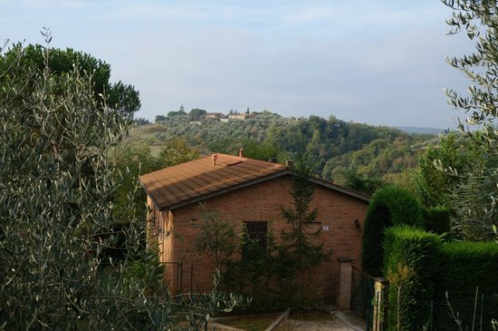 B&B Gli Archi : View from the terrace