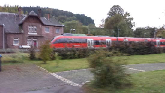 Landhaus Biehl : Station Philippsheim op 200 m afstand