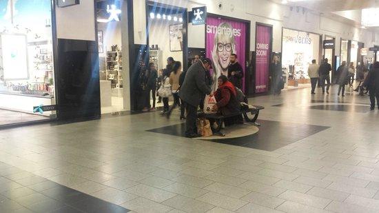 kista mall stockholm