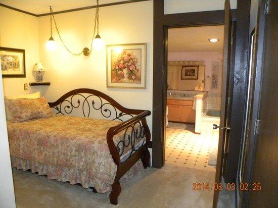Highland Glen Lodge : Room