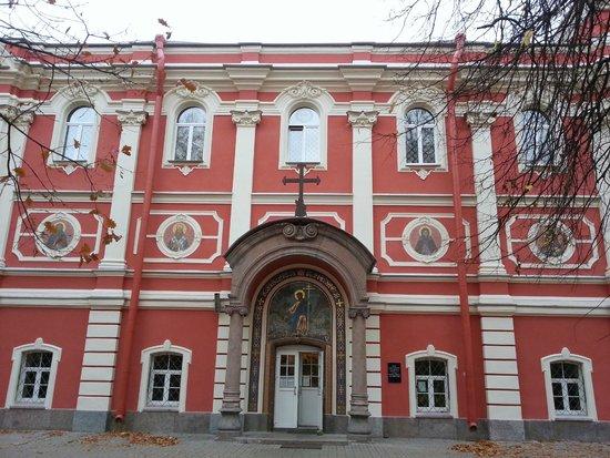 Church of St. Sergius of Radonezh
