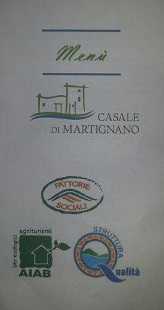 Il Casale di Martignano: Logo
