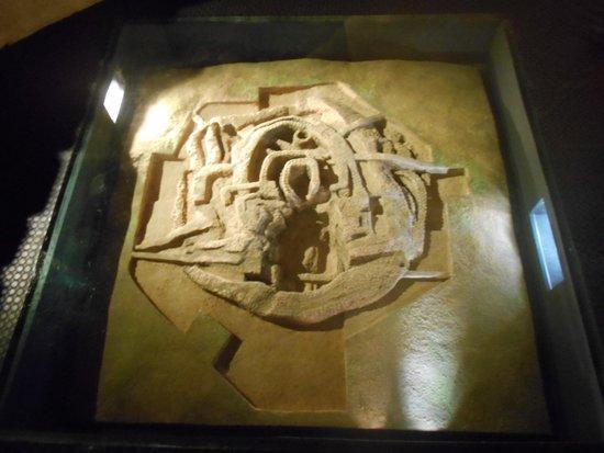 Museo Comarcal de Daimiel: Maqueta Motilla del Azuer