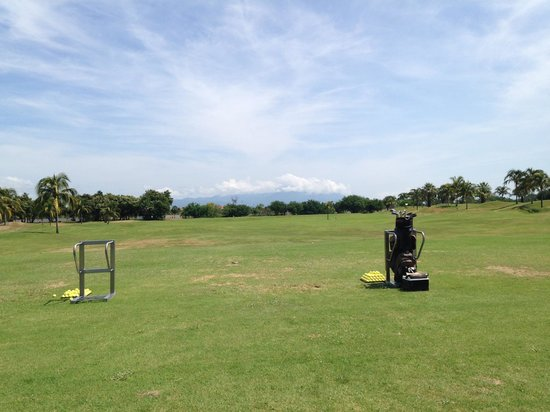 El Tigre Golf at Paradise Village: Campo de tiro