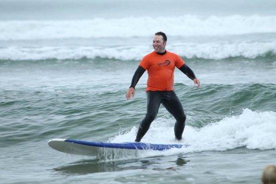 Foto Van Banzai Surf School