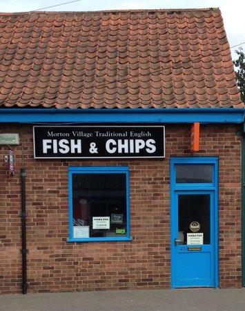 Morton Village Fish and Chip Shop