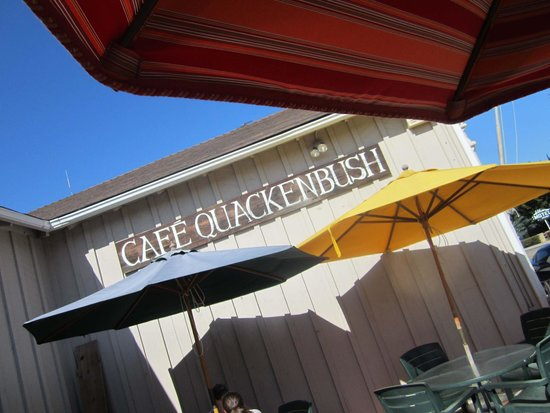 Cafe Quackenbush: Café Quackenbush