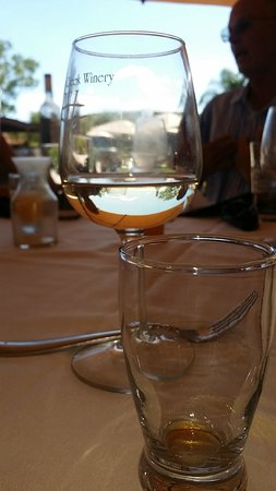 The Creekside Grille: Wilson Creek Winery