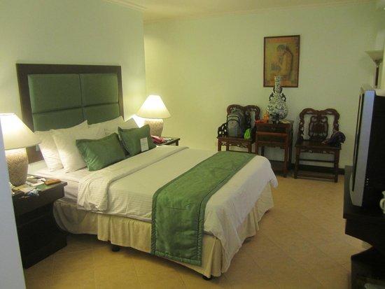 Royal Bellagio Hotel : Deluxe room 5th floor