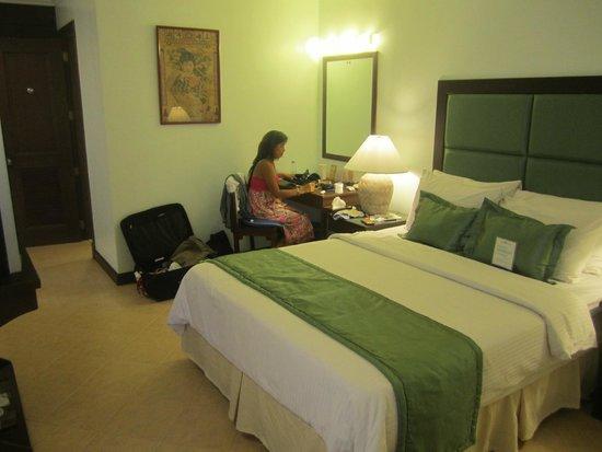 Royal Bellagio Hotel : Deluxe room