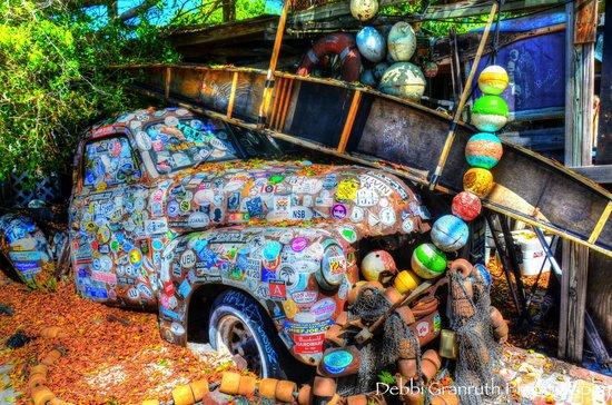 B.O.'S Fish Wagon: The iconic truck