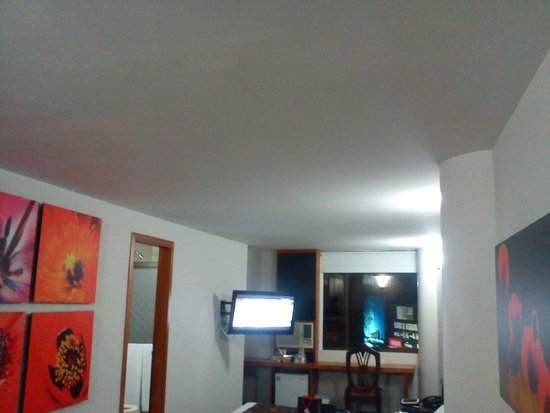 Hotel Plaza Rosa: Chambre