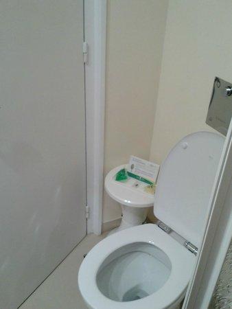 Hotel Ultonia Girona : WC