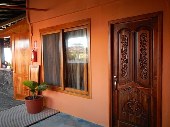 Casa Soleil : Entrada Habitación Cielo