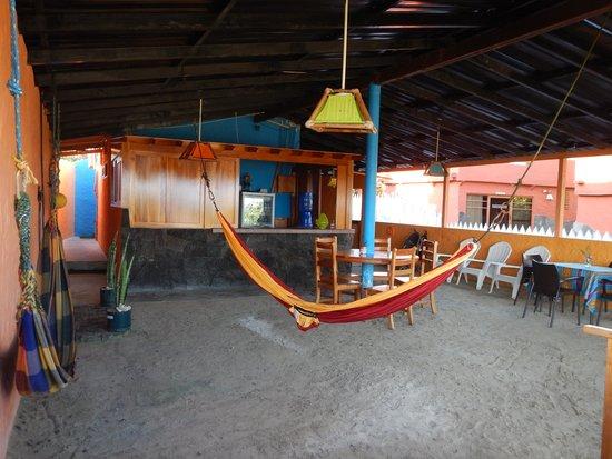 Casa Soleil : Terraza