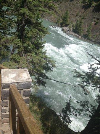 Bow Glacier Falls Trail: Rapids