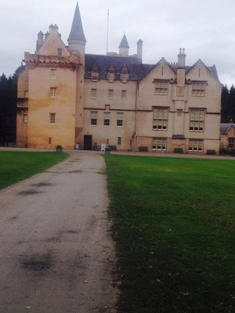 Brodie Castle: A great place to learn some history of Scotland