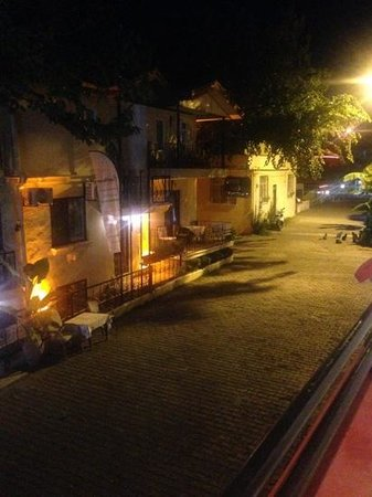 Elit Koseoglu Hotel: quiet streets from balcony