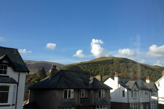 Cragwood Guesthouse : View from room