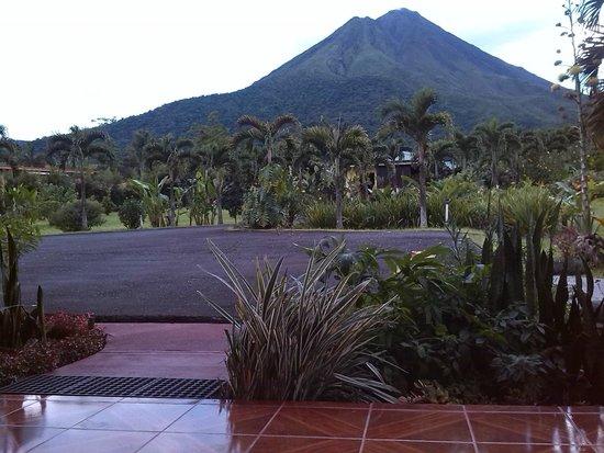 Hotel Sueno Dorado & Hot Springs: Vista desde la habitacion !