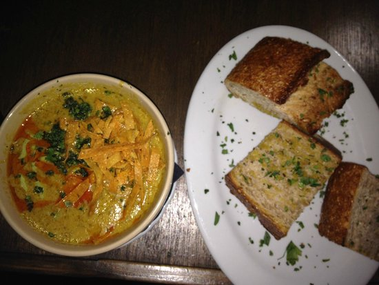 West Side Yard : Homemade Soup and Fresh Bread