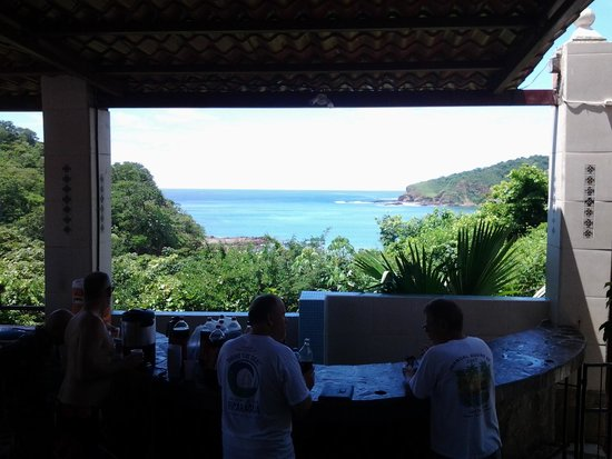 Casa Del Soul : View from the pool