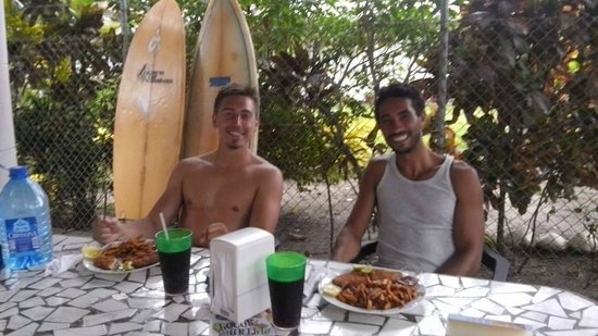 El Palmar, ปานามา: Locos Palmar