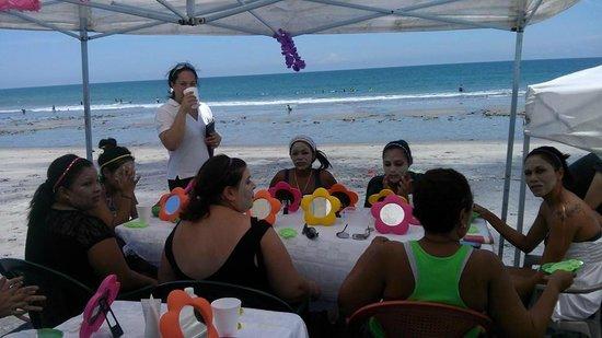 El Palmar, Panama: Playa Palmar