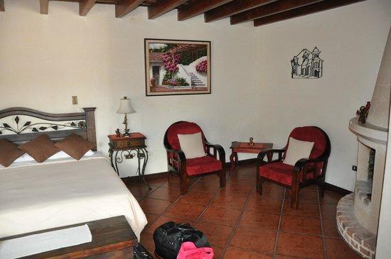 Hotel Tradiciones Antigua: semana santa room