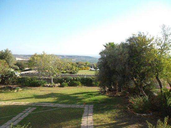 Borgo Alto Country Hotel: Parco