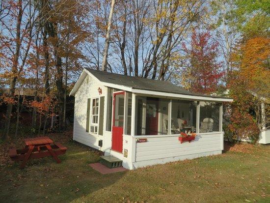 Carroll Motel & Cottages: Victorian Cottage
