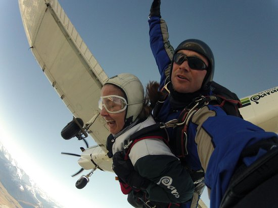 Skydive Paradise: Jump photo - I recommend buying the video/photo package
