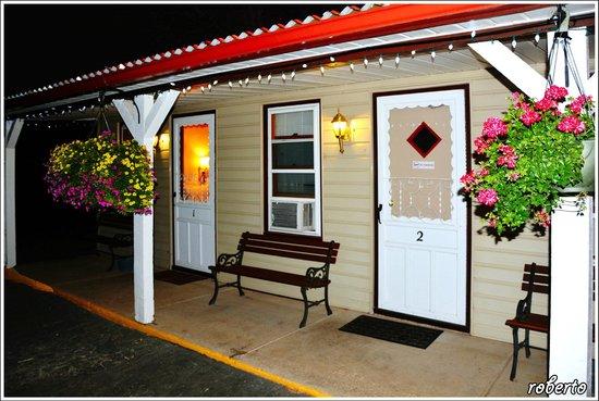 Poncha Lodge: Esterno camere 1 e 2