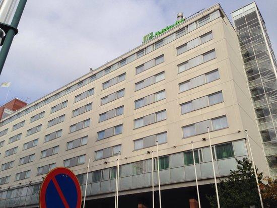 Holiday Inn Helsinki Exhibition & Convention Center: 外観