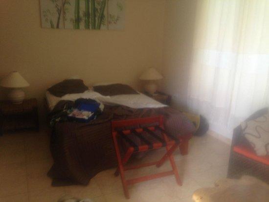 Hotel Villa Creole: Bedroom