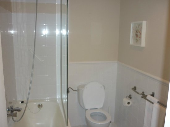 Hotel Central : Baño