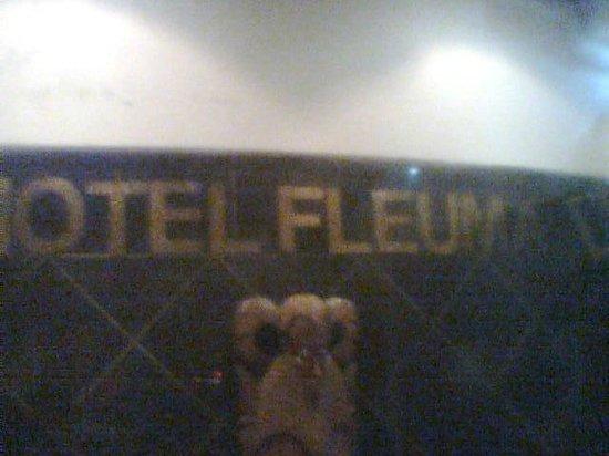 Hotel Fleuma: Entrada